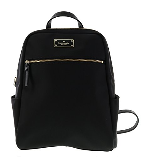 Kate Spade New York Blake Avenue Hilo Small Backpack,Black - BagBond